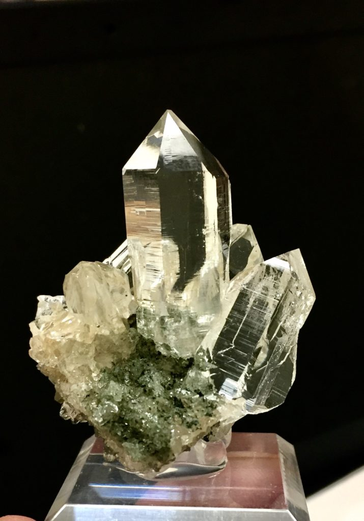 India Manihar産 水晶