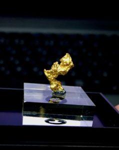 自然金(Gold Nuggets)/西オーストラリア産